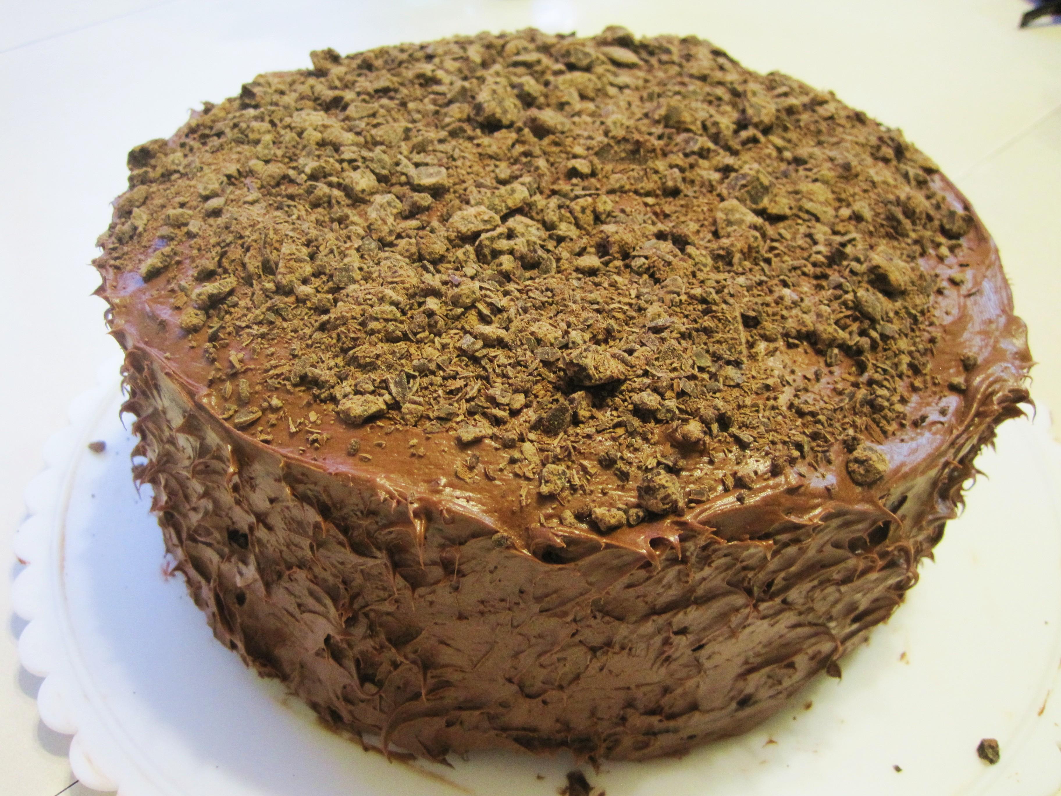 ice cream sundae 4 layer chocolate cake recipe yummly ice cream sundae ...